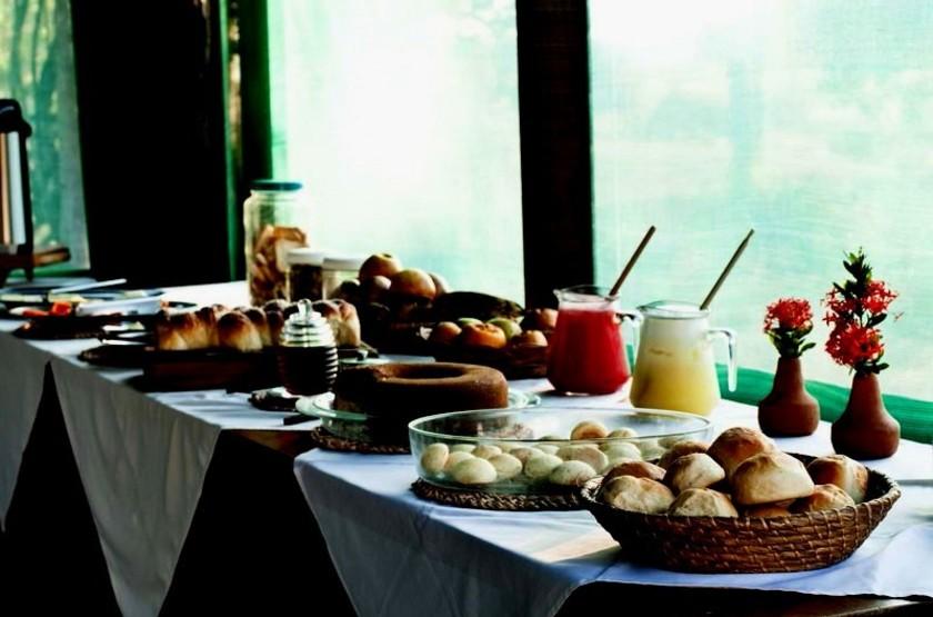 Brésil - Pantanal - Barra Mansa - Restauration