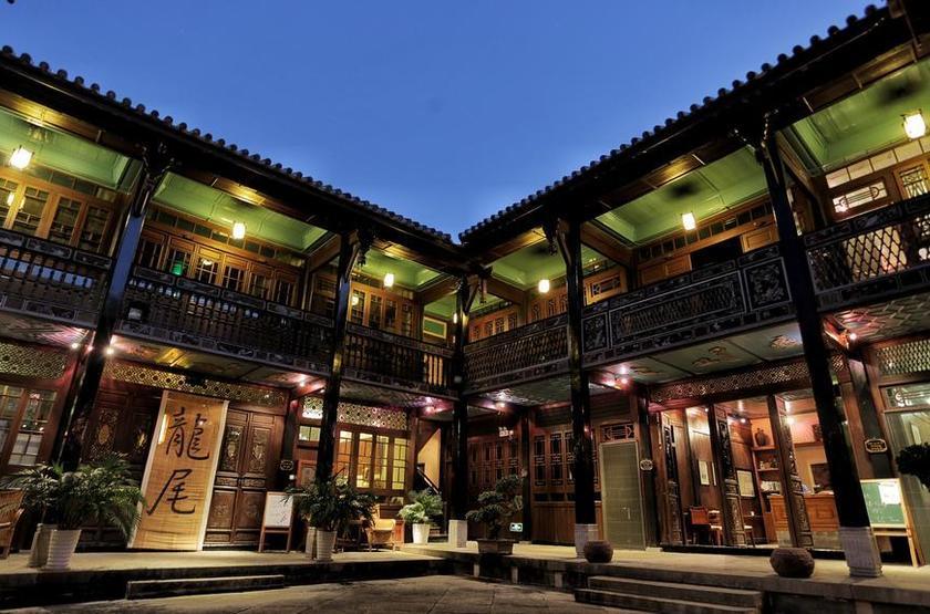 The Linden Centre, Xizhou, Yunnan, intérieur