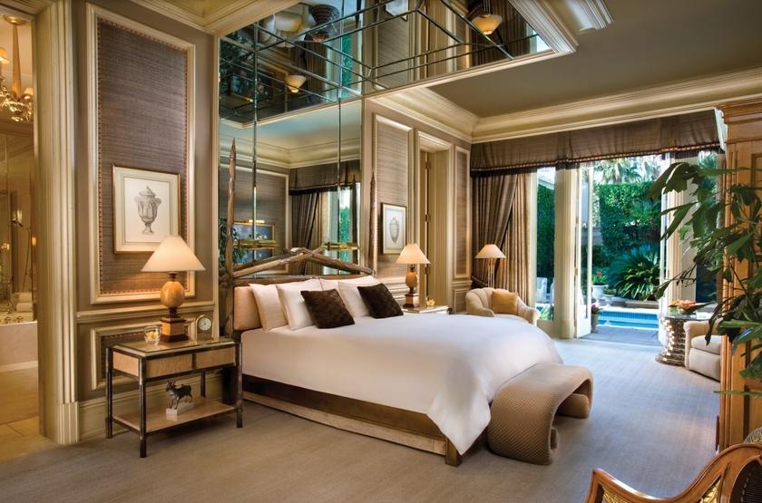 Hôtel Mirage, Las Vegas, Etats Unis, suite
