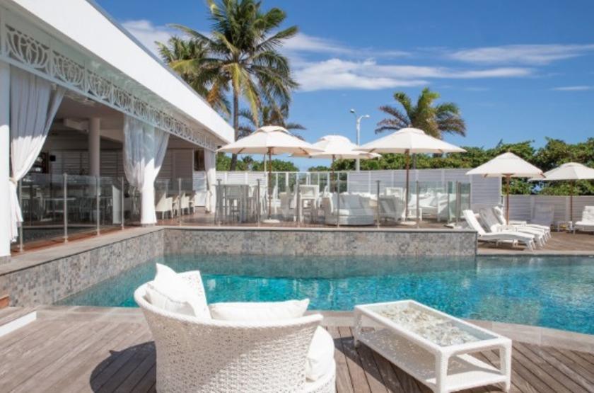 France - Réunion - Saint-Pierre - Villa Delisle & Spa piscine
