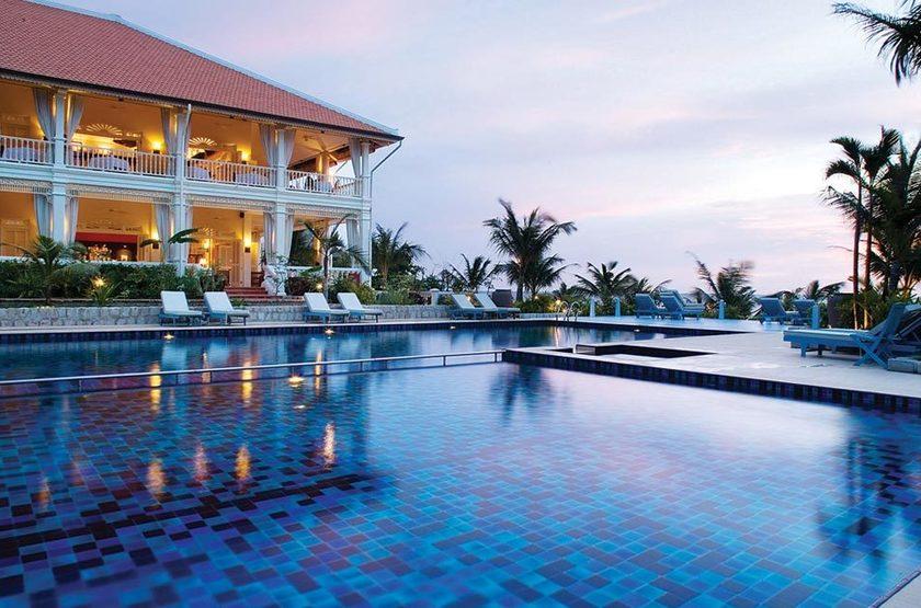 La Veranda Resort & Spa, Phu Quoc, Vietnam, piscine