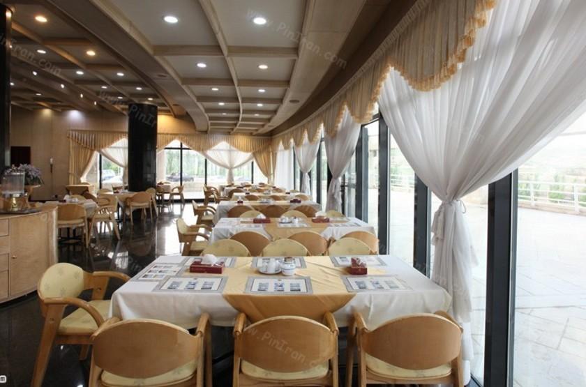 Tabriz El-Goli Pars Hotel, Trabiz, Iran, restaurant