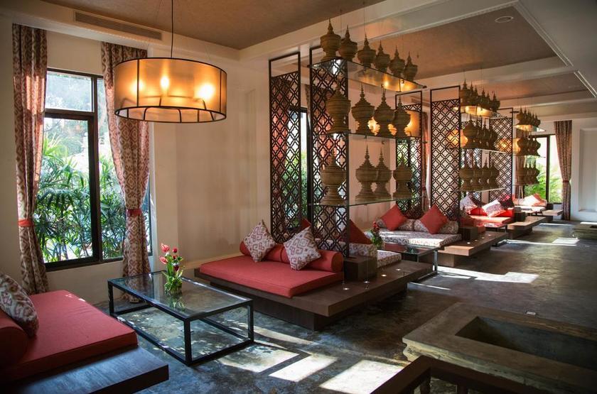 Birmanie - Rose Garden - Salon