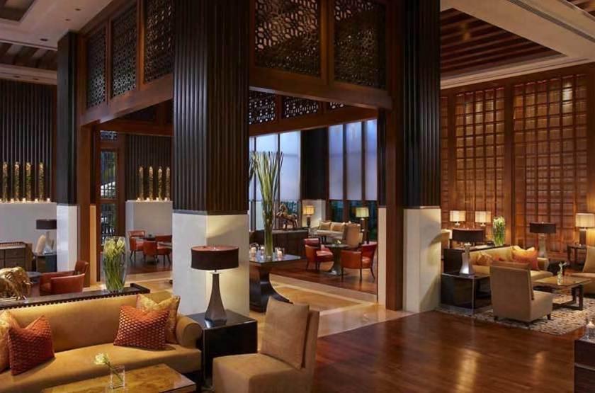 Inde - Leela Mumbaï - Lounge