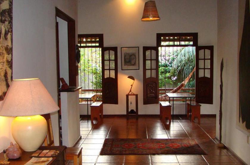 Brésil - O Canto do Francês - Ambiance hacienda
