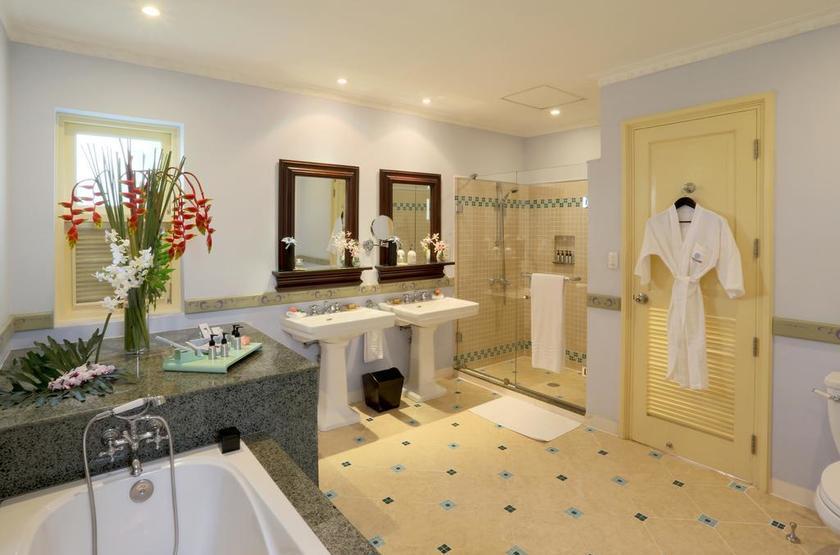 La Veranda Resort & Spa, Phu Quoc, Vietnam, salle de bains