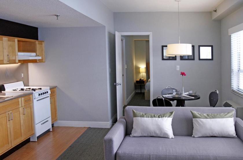 Etats-Unis - Crest Hotel Suites - Studio
