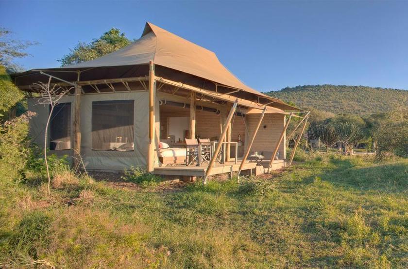 &Beyond Kichwa Tembo, Masai Mara, Kenya, tente