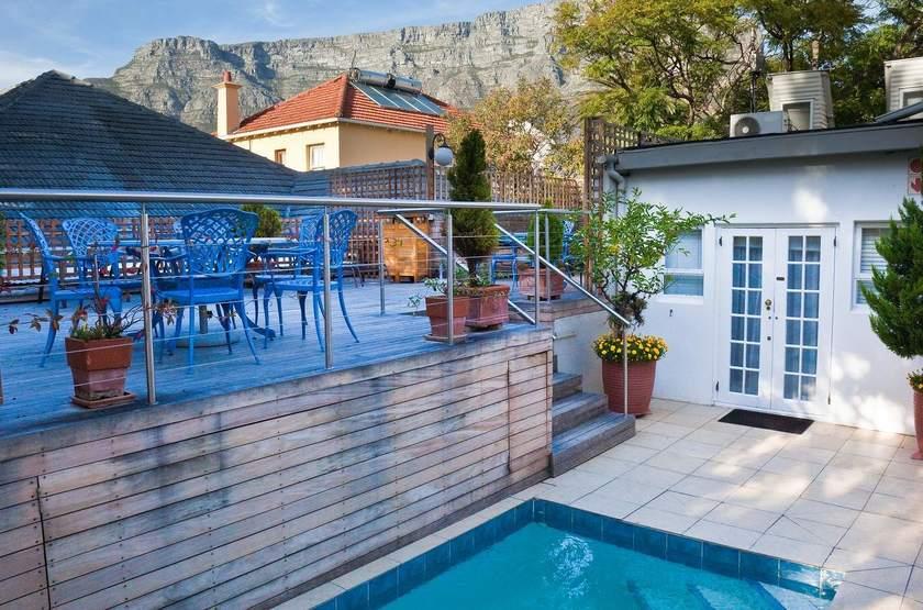 Le Leeuwenvoet, Cape Town, Afrique du Sud, piscine