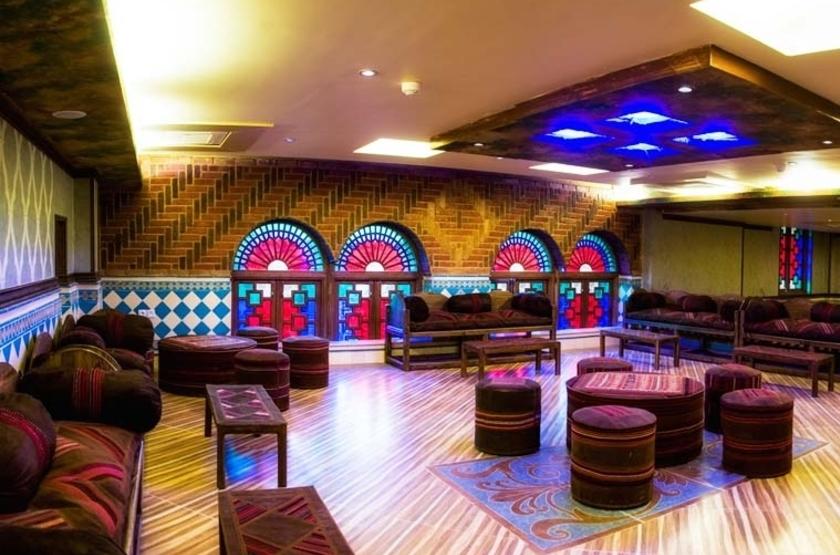 Karim Khan, Shiraz, Iran, bar