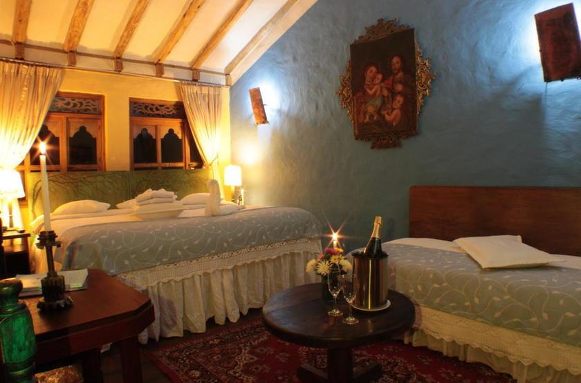 Colombie - Posada San Antonio - Chambre