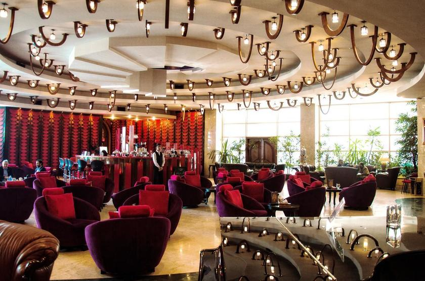 Ferdowsi International Grand Hotel, Téhéran, Iran, bar