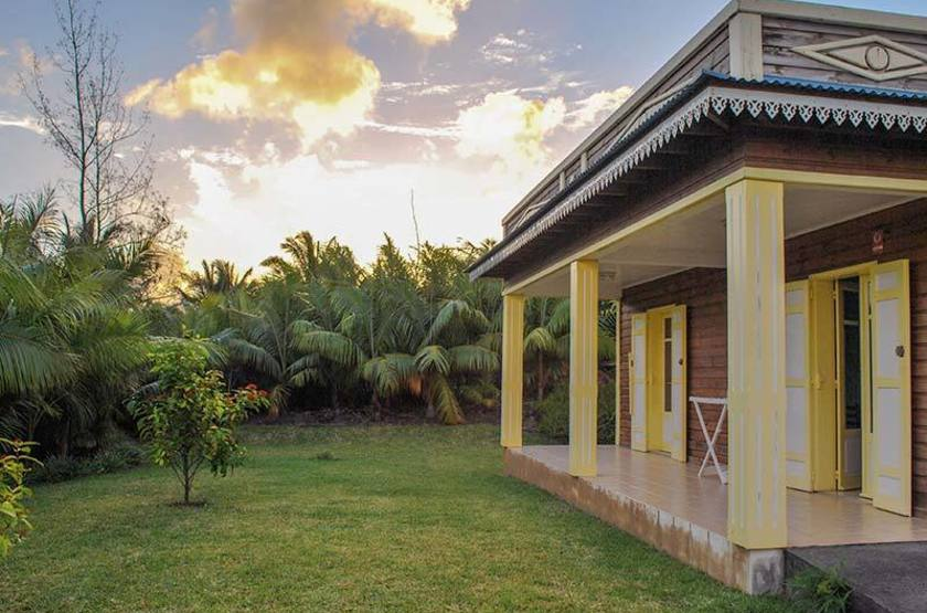 Domaine du Vacoa à La Réunion