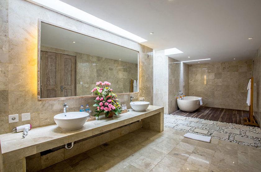 Indonésie - Bali - Salle de bain