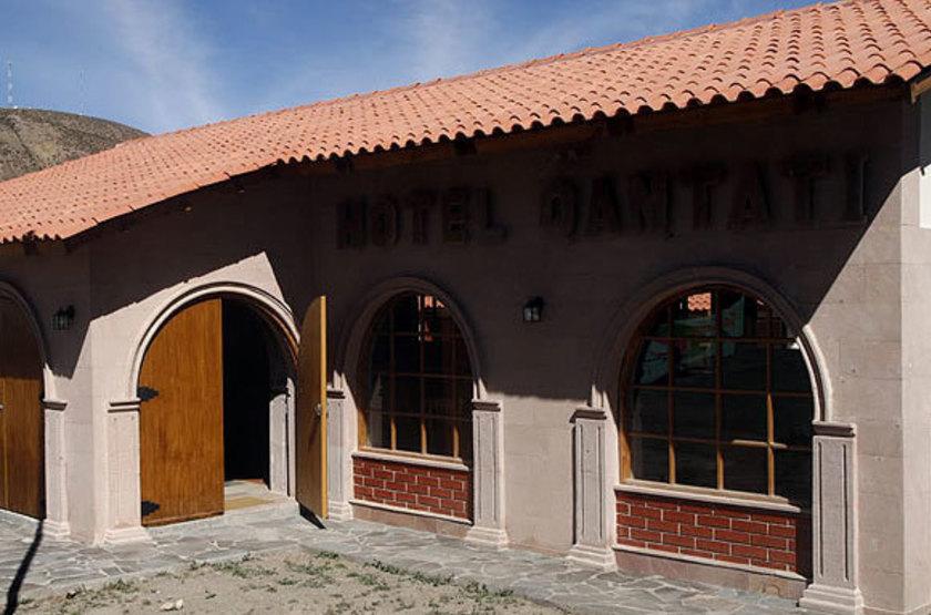 Chili - Andes - Q'antati Hotel - Extérieur