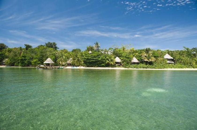Al Natural Resort, Bastimentos Isla, Panama, emplacement