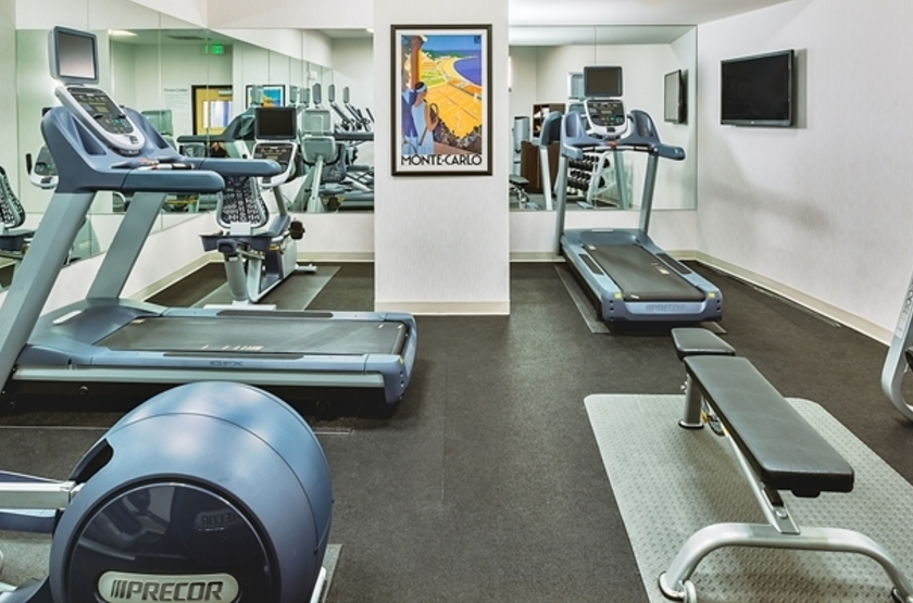 Holiday Inn Fisherman Wharf, San Francisco, Etats Unis, salle de sport