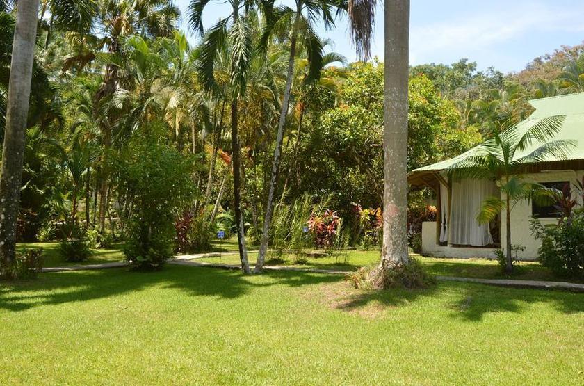 Costa Rica - Villas Rio Mar - Jardin