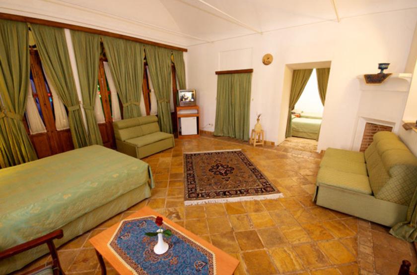 Laleh Hotel, Yazd, Iran, chambre