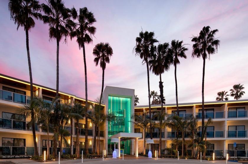 Marina Del Rey, Los Angeles, Etats Unis, extérieur
