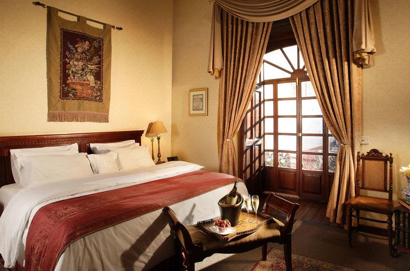 Santa Lucia Hotel Cuenca, Equateur, chambre