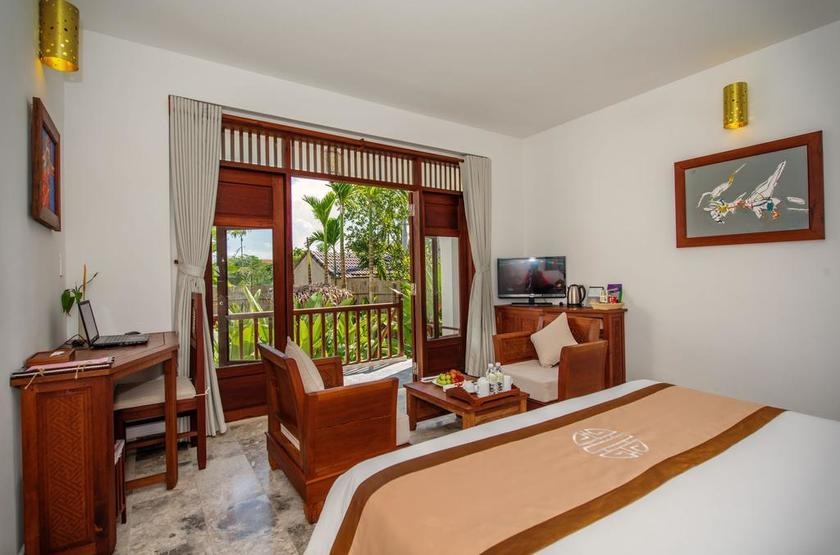 Vietnam - Ancient House Resort - Chambre