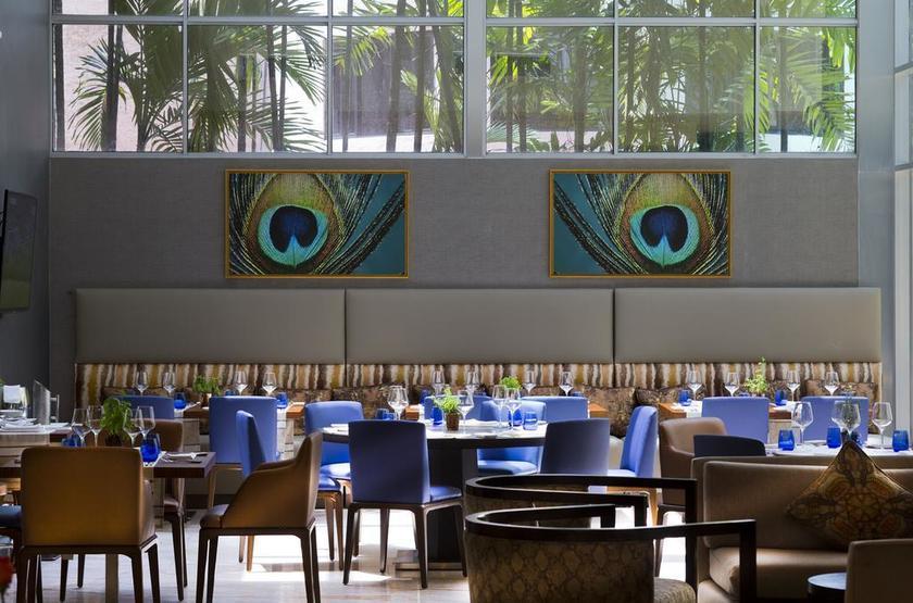 Panama - Global Hotel - Restaurant