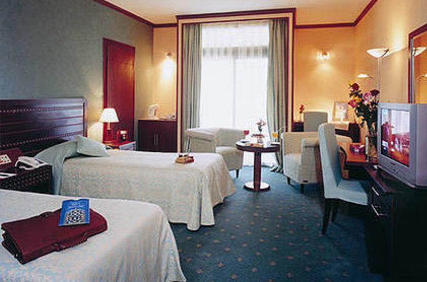 Kowsar Hotel, Ispahan, Iran, chambre