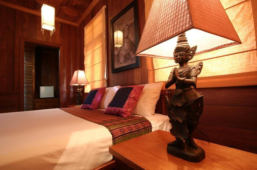 Birmanie - Rupar Mandalar - Chambre