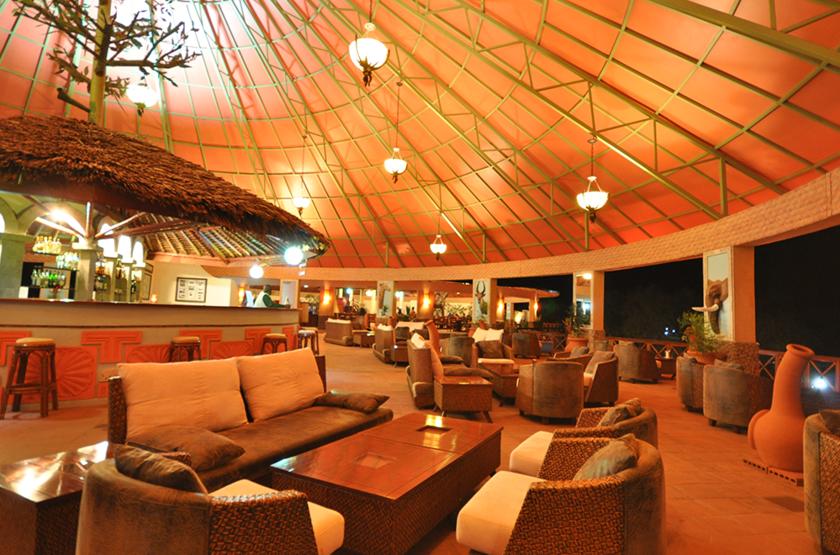 Kilima Safari Camp, Amboseli, Kenya, bar