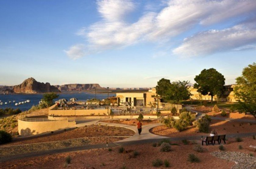 Lake Powell Resort - Lake Powell, Etats Unis, extérieur