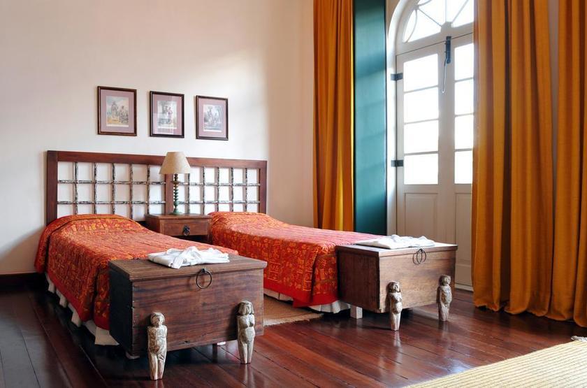 Brésil - Villa Bahia - Chambre