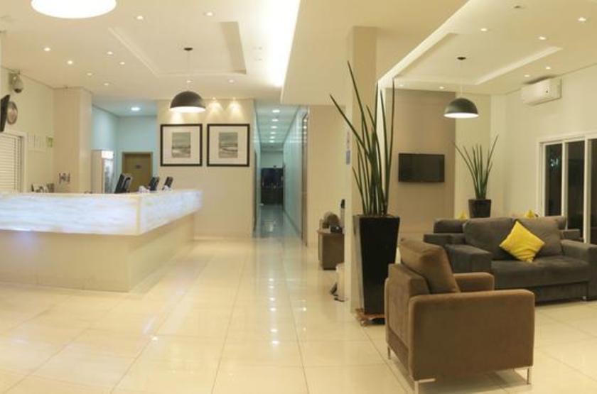 Brésil - Hotel Taina - Lobby