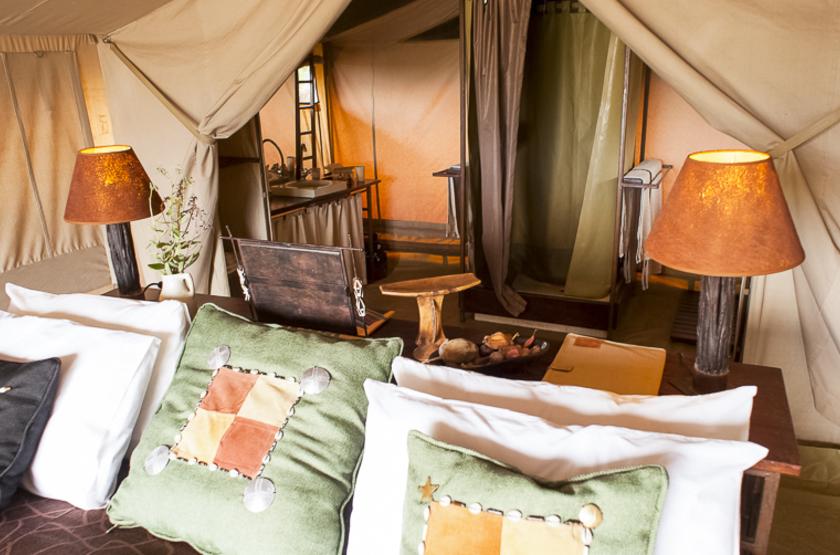Kilima Camp, Masai Mara, Kenya, intérieur