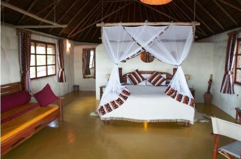 Sunbird Lodge, Lac Elementaita, Kenya