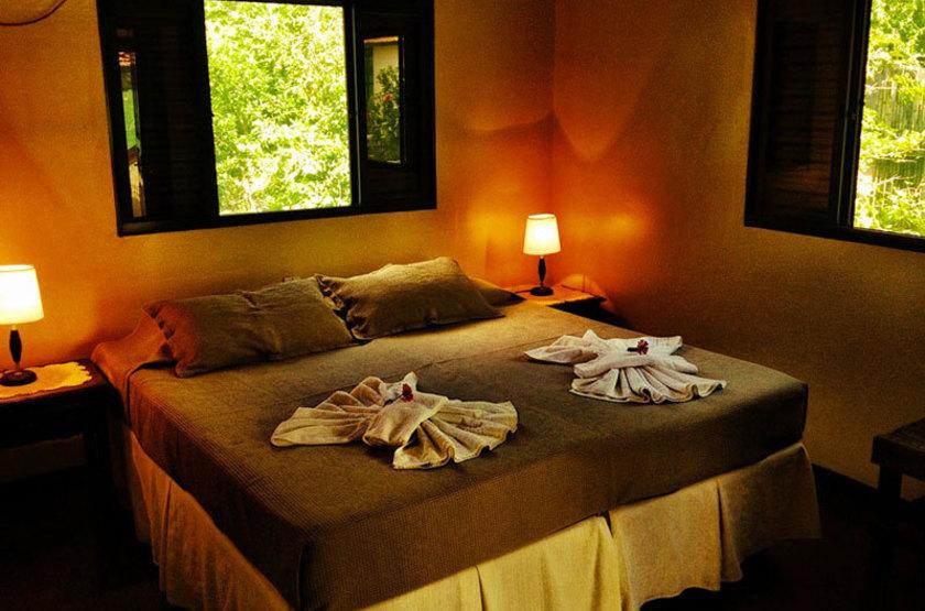 Brésil - Pantanal - Barra Mansa - Chambre