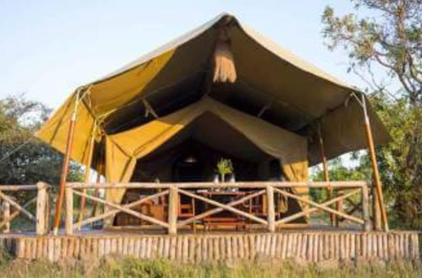 Kilima Camp, Masai Mara, Kenya, tente standard