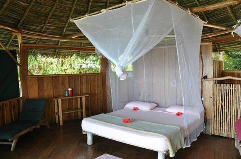Al Natural Resort, Bastimentos Isla, Panama, chambre