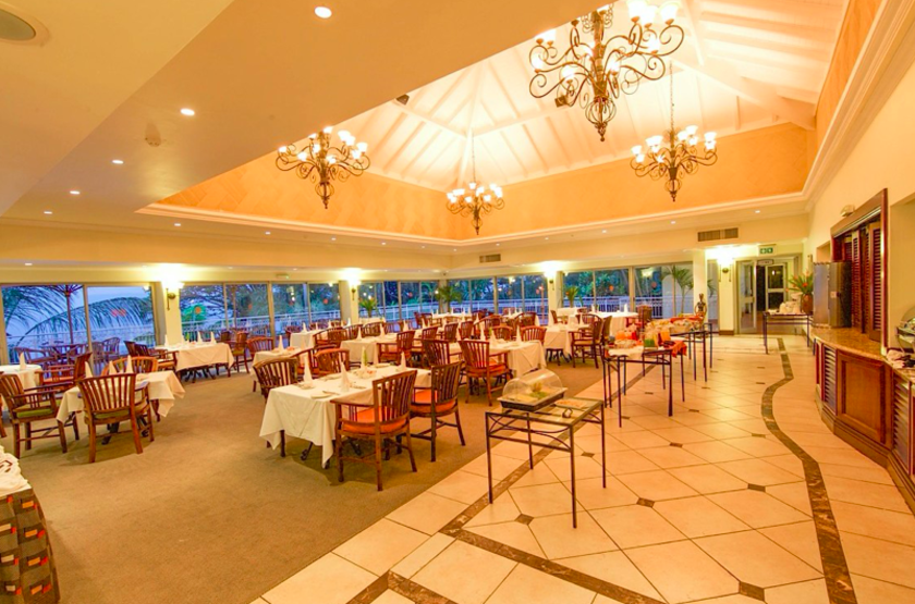 Lake Kivu Serena Rwanda, restaurant