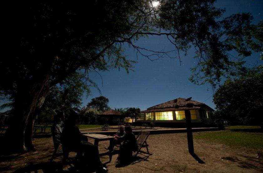 Brésil - Pantanal - Barra Mansa - Vue extérieure