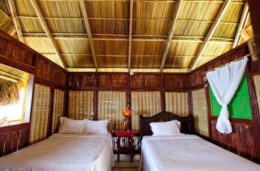 Dad Ibe Lodge, San Blas, Panama, intérieur