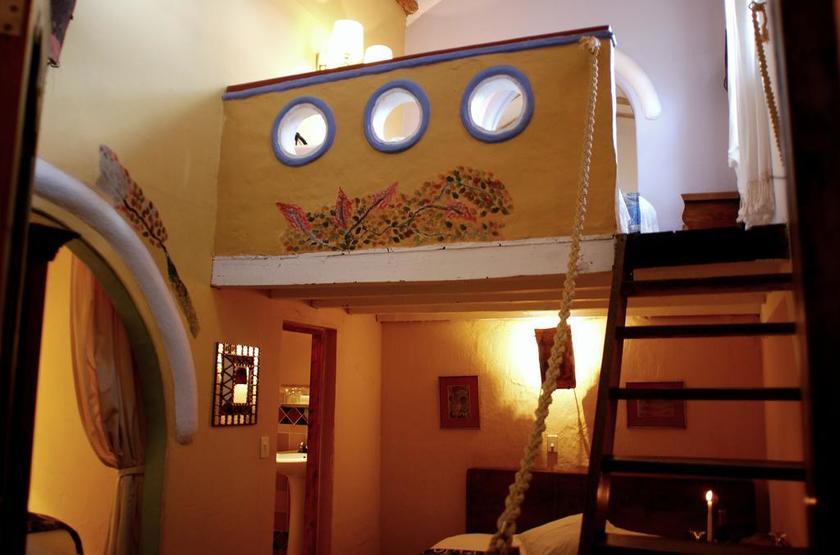 Colombie - Posada San Antonio - Chambre esprit colonial
