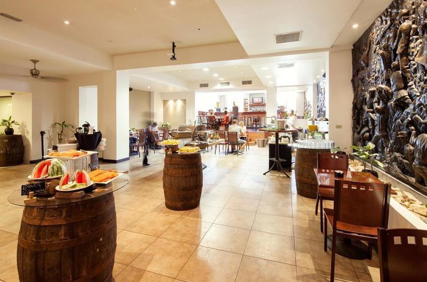 Costa Rica - Hotel Presidente - Restaurant