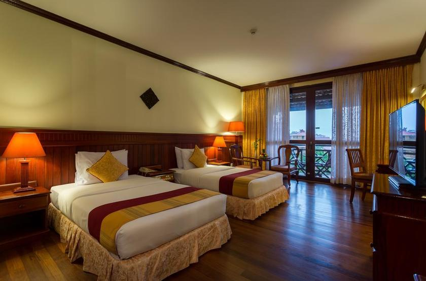 Cambodge - Angkor Paradise - Suite