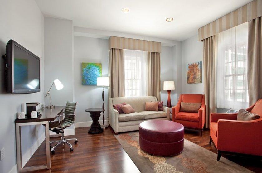 Indigo Hôtel, Baton Rouge, Etats Unis, suite