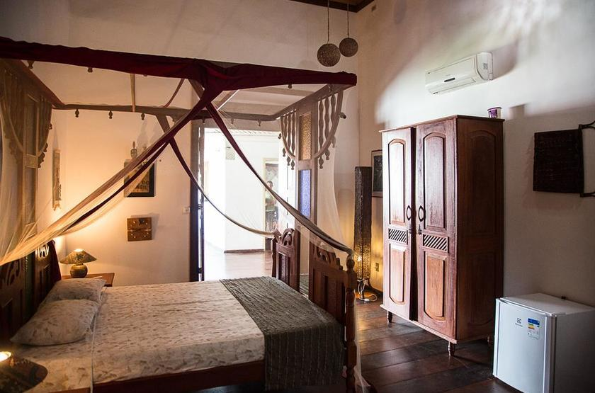 Brésil - Casa Lavinia - Chambre
