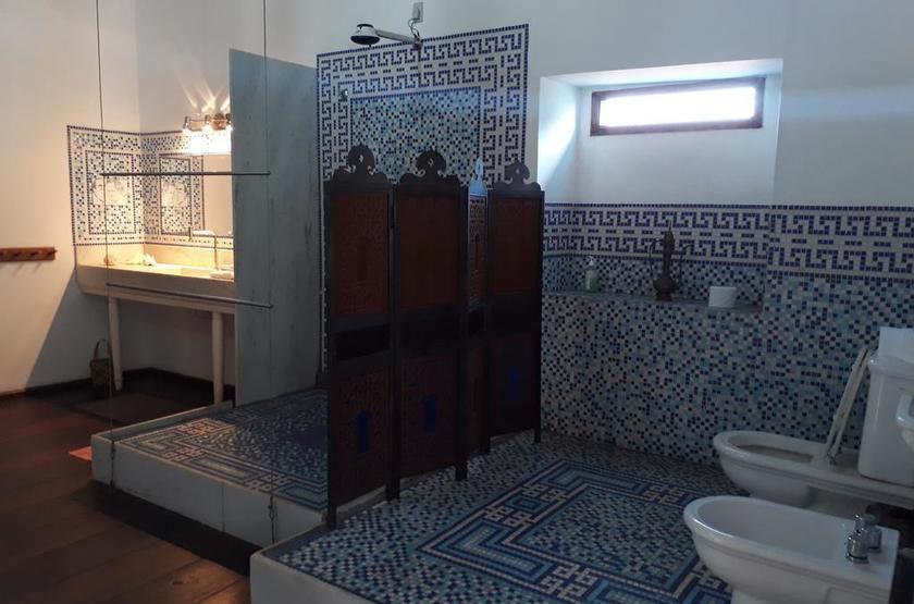 Brésil - Casa Lavinia - Salle de bains