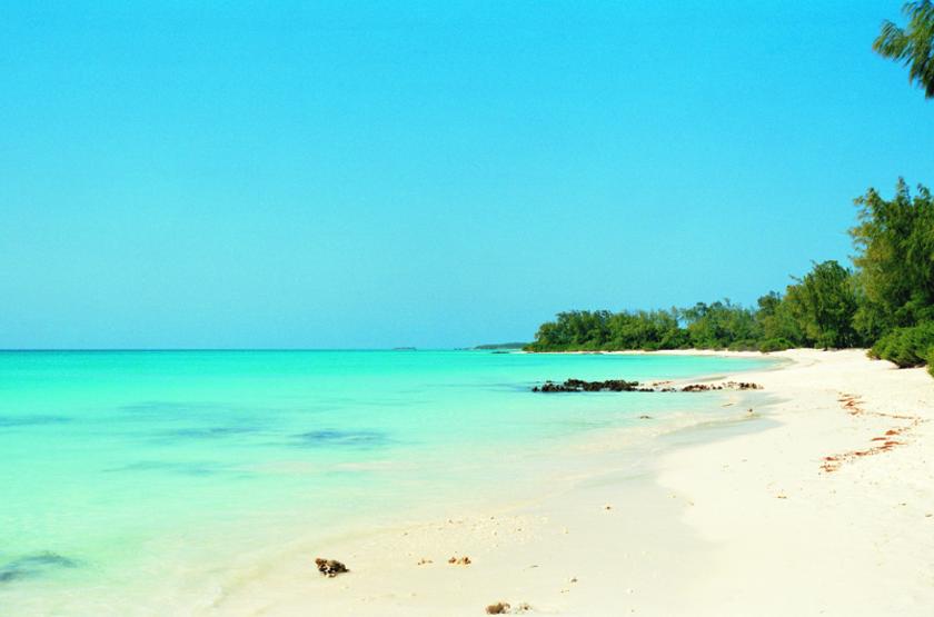 Vamizi Island Lodge, Quirimbas, Mozambique, plage