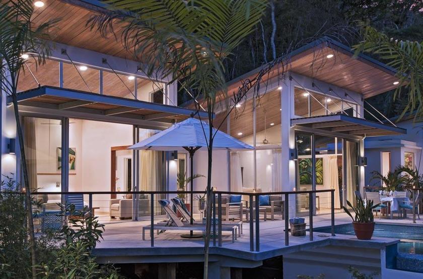 Chaa Creek Lodge, San Ignacio, Belize, Ix Chel Villa