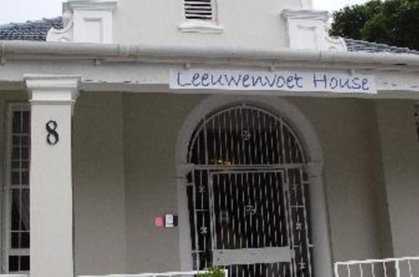 Le Leeuwenvoet, Cape Town, Afrique du Sud, entrée